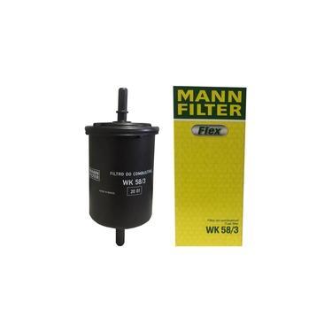 Filtro Combustível - Wk58/3 Mann