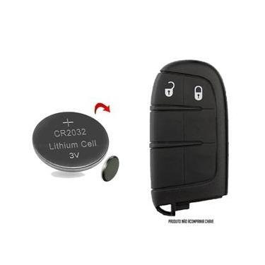 Bateria Para Chave Telecomando Carro Modelo Jeep Compass