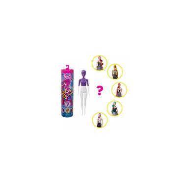 Imagem de Boneca Barbie Color Reveal Estilo Surpresa - Mattel