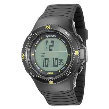 66129226dfa Relógio Masculino Speedo Digital + Kit Carregador de Celular - 81087G0EGNP2  – Preto