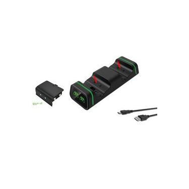 TYX-19006 Para XBOX ONE/Slim/X Jogo a base de carregamento com 2pcs Bateria 800mAh