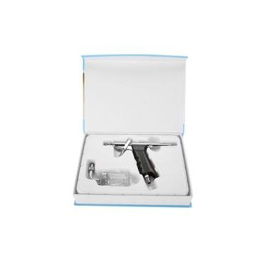 0.2mm Gravity Feed Air Brush Airbrush Gun Kit Art Tattoo Decoration Tools Pro**