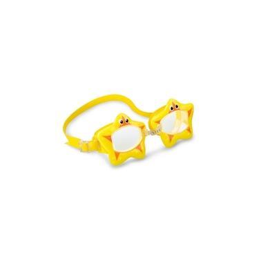 Óculos de Natação Infantil Bichinhos Animados Estrela Intex