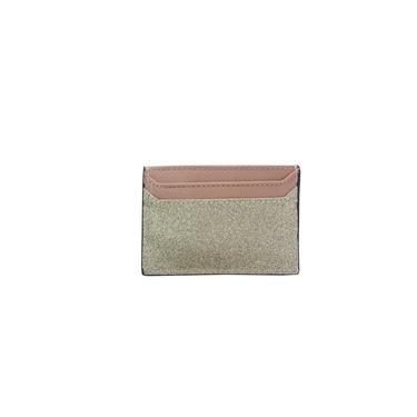 Carteira Feminina Porta Cartão Alice Palucci - AL18901 Dourado