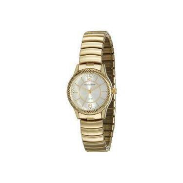 9ec0444a2 Relógio de Pulso Feminino Mondaine Aço | Joalheria | Comparar preço ...