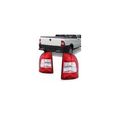Lanterna Fiat Strada 2001 Á 2003 Lado Direito