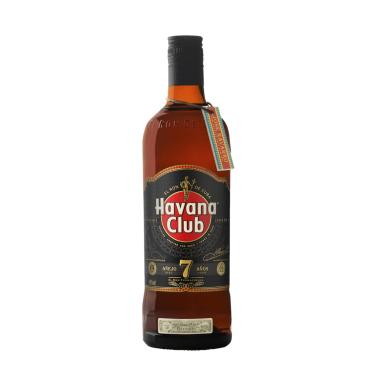 Havana Club Rum 7 anos Cubano - 750ml