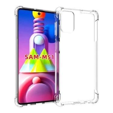 Capa Case Antishock para Samsung Galaxy M51