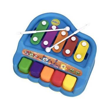 Imagem de Galinha Pintadinha - Piano Xilofone - Yes Toys
