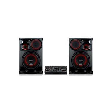 Mini System LG CL98 XBoom USB Multi Bluetooth - 3500 W