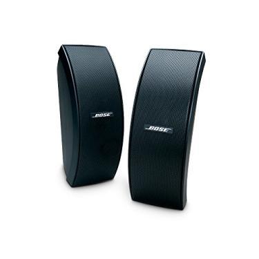 Caixa Acustica Bose 151 Outdoor Indoor 100w Par Preto