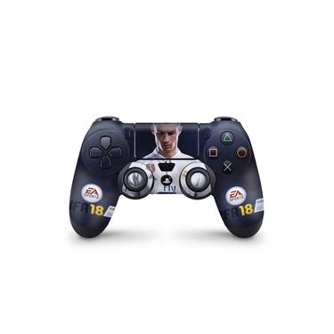 Skin Adesivo para PS4 Controle - Fifa 18