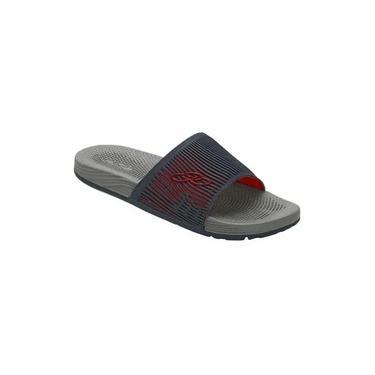 Imagem de Chinelo Slide Olympikus Cancun 480 Marinho/vermelho