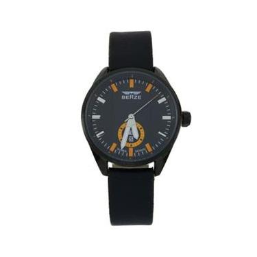 2620a79c0bd Relógio Masculino Analógico Social Berze BT170M Laranja