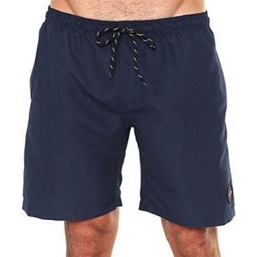 Bermuda Agua Oakley 18 Trunk Shorts 482538Br-67N P Azul/Jeans