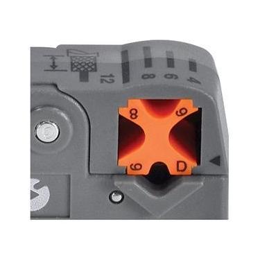 Alicate Decapador Ajustável Rg59 Rg6 Proft-0020 Proeletronic