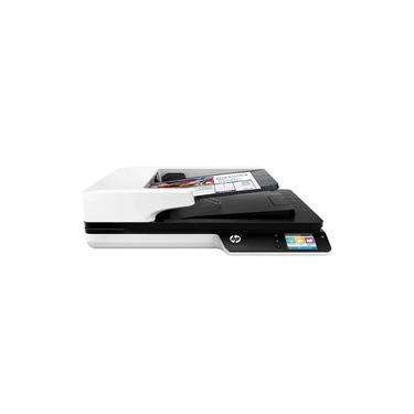 Scanner de Rede ScanJet Pro 4500 Bivolt 600dpi HP L2749A