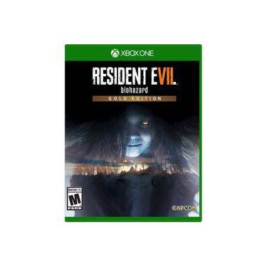 Jogo Resident Evil 7 Biohazard Gold Edition - Xbox One