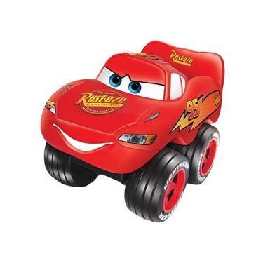 Imagem de Carrinho Infantil Fofomovel Disney Pixar Cars Mcqueen Lider