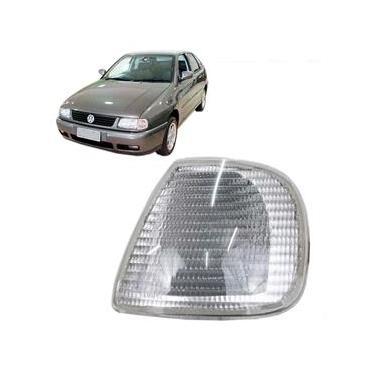 Lanterna do Pisca Dianteiro Cristal Volkswagen Polo Classic 97 até 2001 e Seat Cordoba 97 até 2001