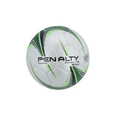 Bola de Futebol de Campo Brasil 70 Pró Com Costura - Penalty - 1cc9084c3e194