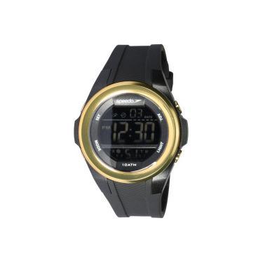 475e802f9db Relógio Digital Speedo + Pochete - Feminino - PRETO Speedo