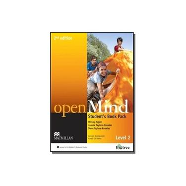 Openmind 2 - Student's Pack With Workbook - 2Nd Edition - Joanne Taylore-knowles; Mickey Rogers; Steve Taylore-knowles - 9786685726619