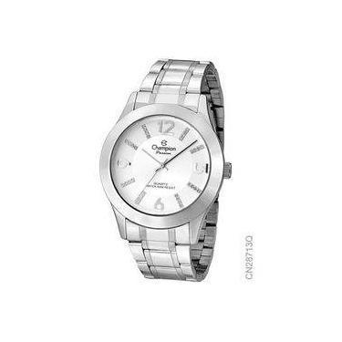 db16ee081f8 Relógio de Pulso Feminino Champion Calendário