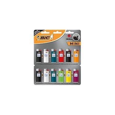Isqueiro Maxi 970958 Bic (Cores Sortidas) CA 12 UN