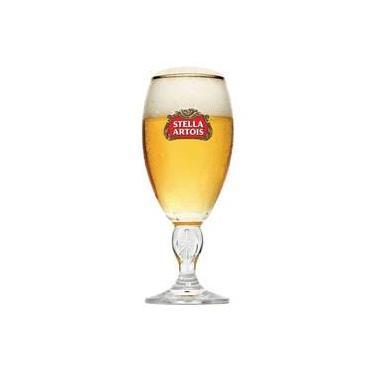 Copo Para Cerveja Stella Artois Cristal Litografado - 250ml - 293190
