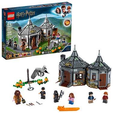 Lego Harry Potter A Cabana De Hagrid. O Resgate De Buckbeak 75947 Lego Diversas