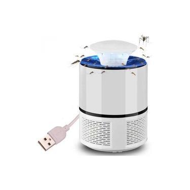 Mosquiteiro Repelente Armadilha Mata Mosquito LED Dengue Eletrico UV Zika