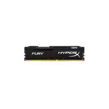Memória Ddr4 2400 8gb (1x8gb) Kingston Hyperx Fury