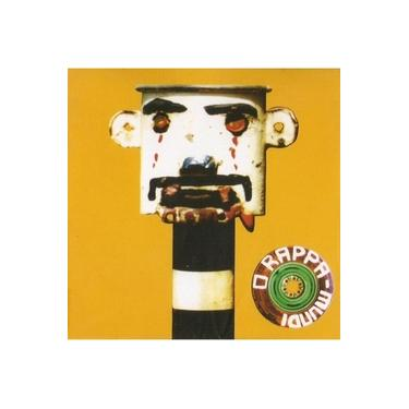 Imagem de O Rappa Mundi - CD Reggae