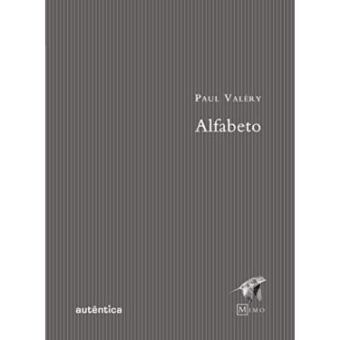 Alfabeto - Paul Valéry - 9788575264416