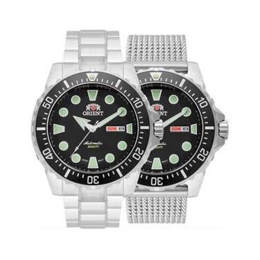 bb8bd4584a6 Relógio Orient Automático 469SS073 P1SX Netuno Poseidon