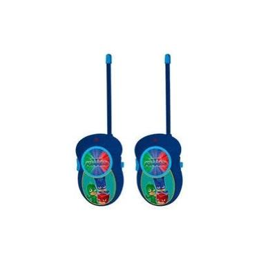 Walkie Talkie Infantil Pj Masks Original Candide