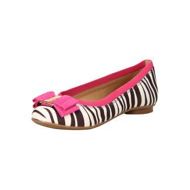 Sapatilha Lilly's Closet Cash Zebra