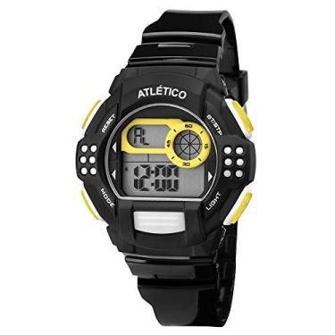 Relógio Masculino Clubes Technos Atlético Mineiro Digital Tradicional  Cam13615a8p 916355937f