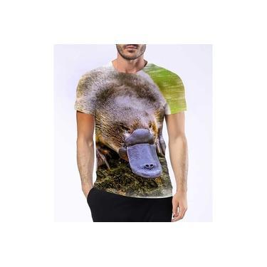 Camisa Camiseta Ornitorrinco Castor Pato Mamífero Veneno 3