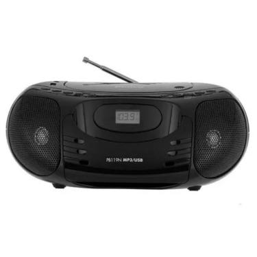Rádio Portatil Fm/ Cd/ Mp3 Usb/ Entrada Auxiliar 5W - Philco