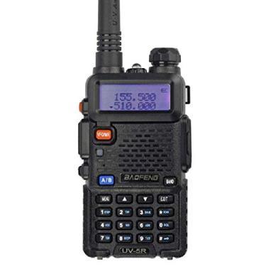 Rádio Comunicador Dual Band Uhf + Vhf Baofeng Uv-5R Baofeng Uv-5r BAOFENG