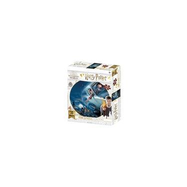 Imagem de Quebra-cabeça 300 Peças 3d Harry Potter Carro Voador Br1325 Multikids