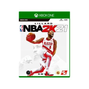 NBA 2K21 para Xbox One Take Two - Pré-venda