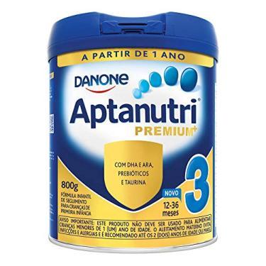 Fórmula Infantil Aptanutri Premium 3, 800g Danone Nutricia