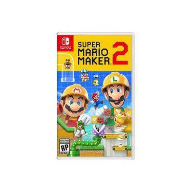 Game Super Mario Maker 2 - Nintendo Switch