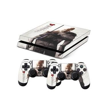 Skin PS4 Fat Uncharted 4 B