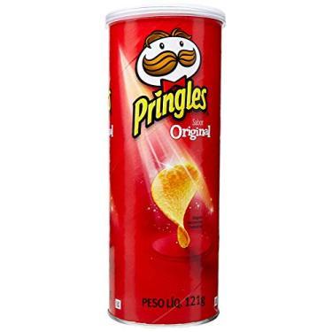 Batata Sabor Original Pringles 121g