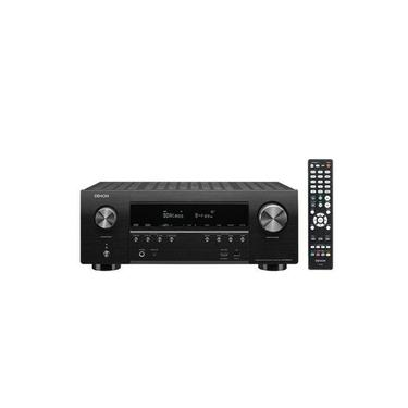 Receiver Denon 5.2 canais 4K Bluetooth HDMI AVR-S 540 BT