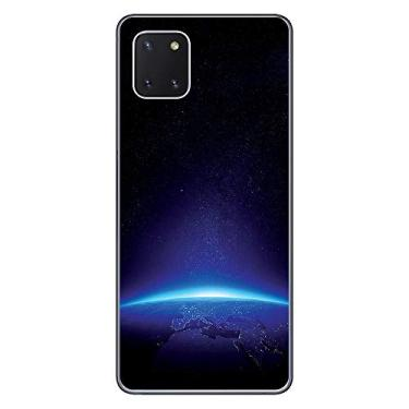 Capa Personalizada Samsung Galaxy Note 10 Lite - Hightech - HG01